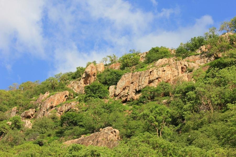 Day Trek to Visapur Fort and Bhaje Caves