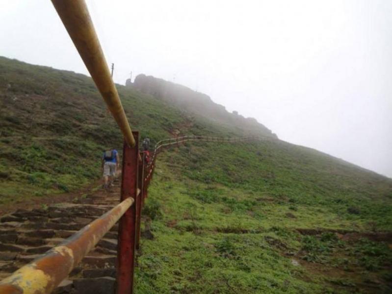 Day trek to Kalsubai Peak