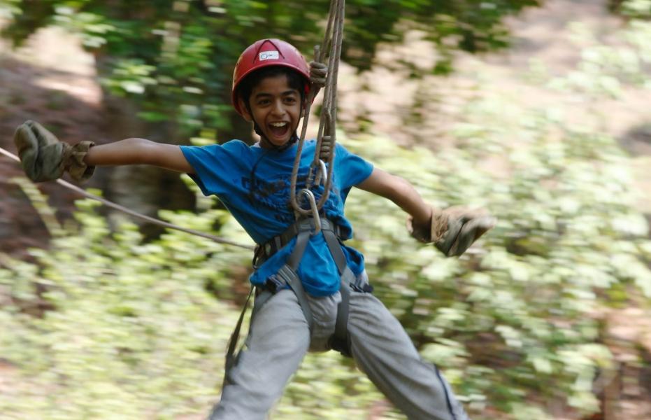 Kids' Summer Camp in Yercaud (10-13 yrs)