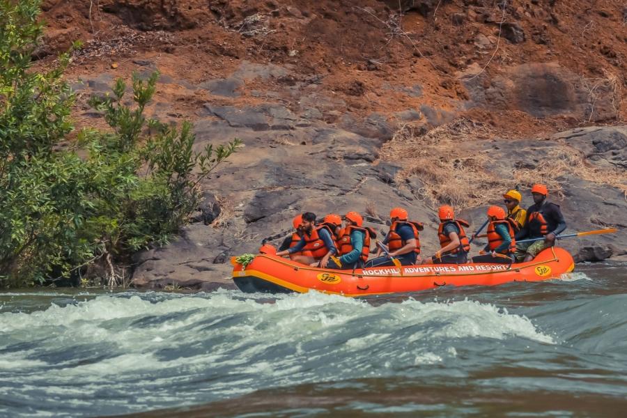 Kolad Rafting + Bungalow Stay (weekday)