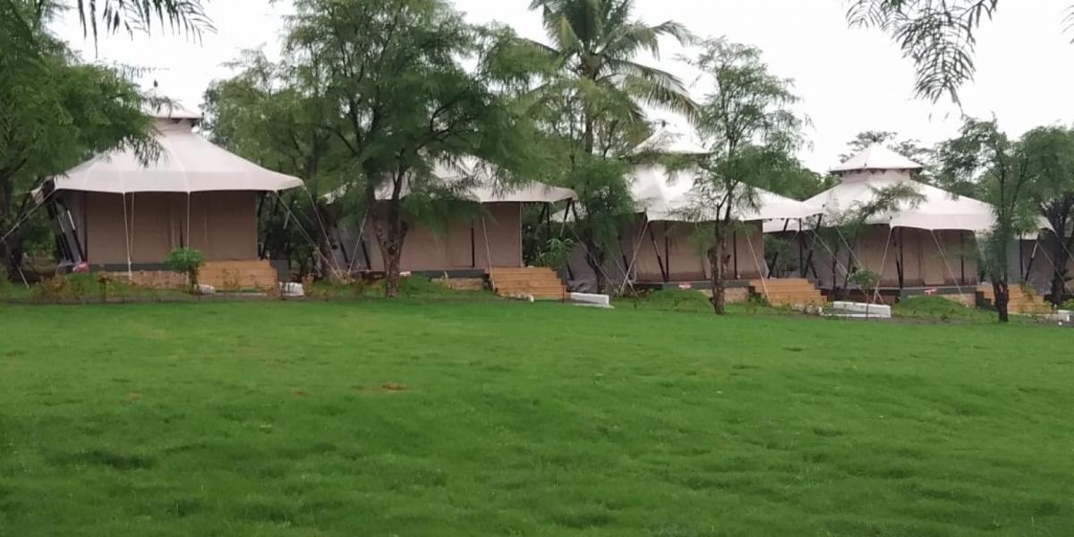 Kolad Rafting + Dormitory Tents (weekday)