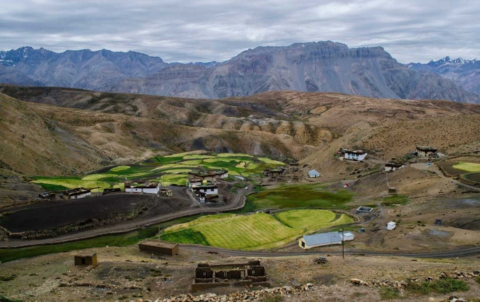 9-Day Trek to Spiti Valley