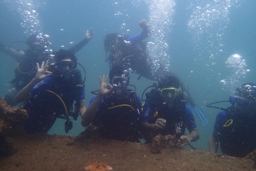 20-min Scuba Try Dive in Goa
