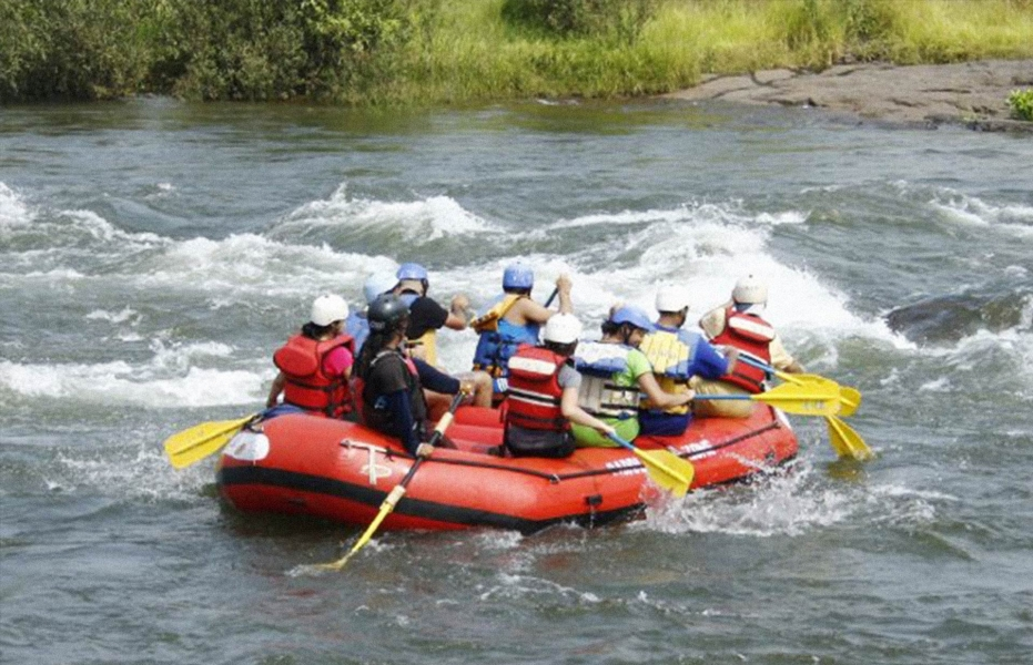 Kids' Camp: Ganga Rafting (Ex Pune/Mumbai) (Age 14+)