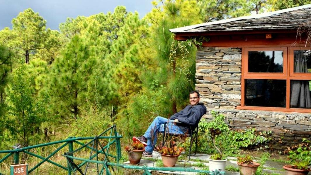 Camping in Shimla - 1n2d