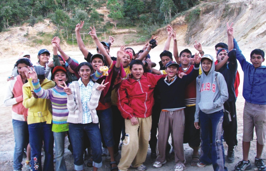 Kids' Camp: Cloud 9 Mukteshwar (Ex Pune/Mumbai)(Age:14+)