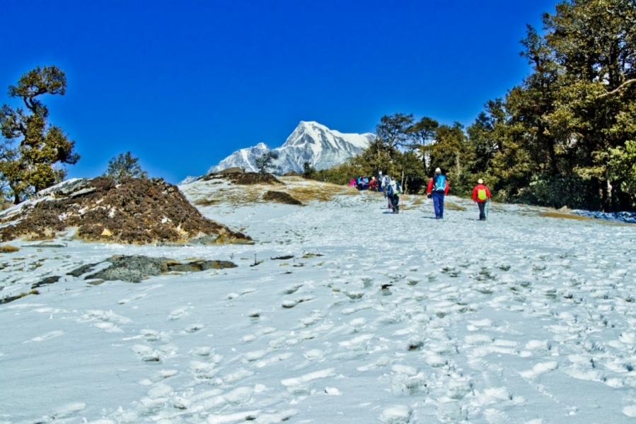 Brahmatal 6 day trek