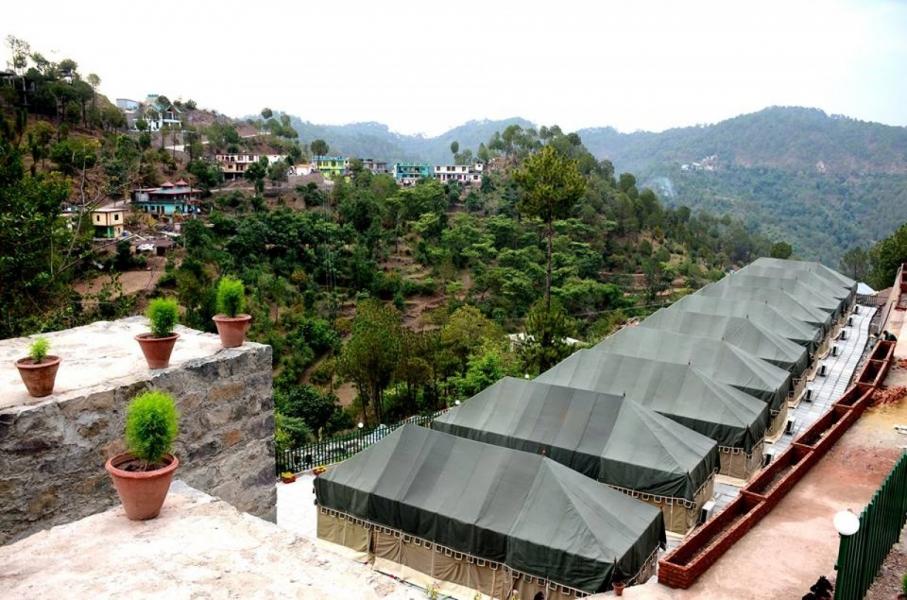 Glamping in Himachal Pradesh