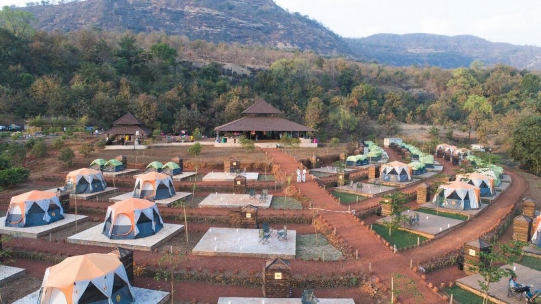 New Year Camping at Kalote Lake, Khopoli