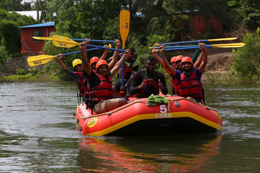 Rafting on the Kundalika (weekend)