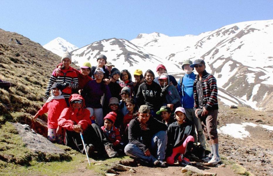 Kids' Camp: Trek to Kuari Pass (Ex Haridwar)(Age 14+)