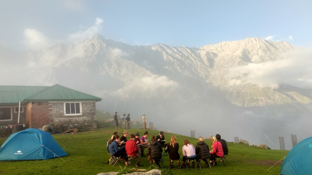 Triund Trek with Tent Stay