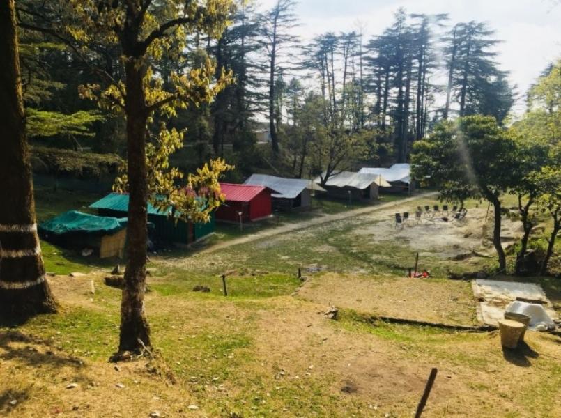 Adventure camping at Mussoorie - 2n3d