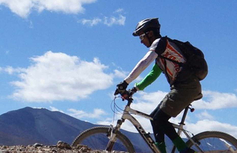 Manali-Leh Mountain Biking