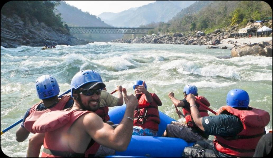 Ganga Rafting Expedition (2N3D)