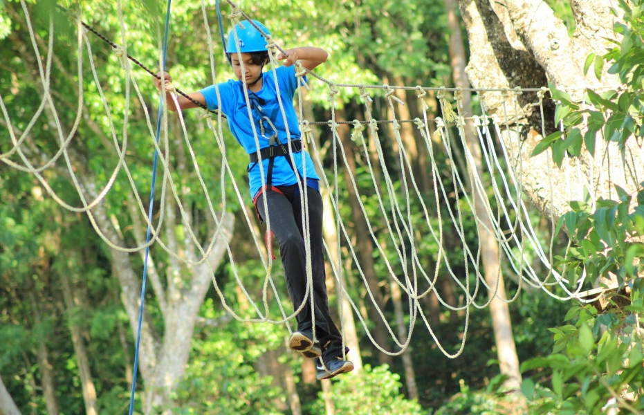 Yercaud Kids' Camp (9-12 yrs, ex Bengaluru/Chennai)