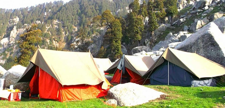 Triund Trek in Himachal Pradesh