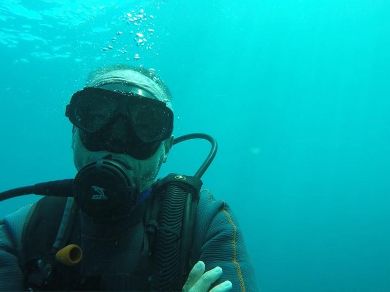 Fun Dive in Amed, Bali