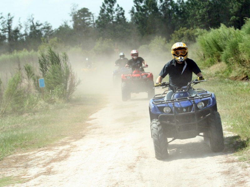 ATV Ride in Pattaya, Thailand