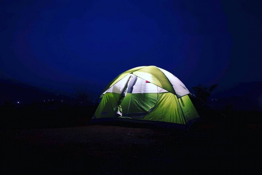 New Year Alpine Tent Camping in Bhor