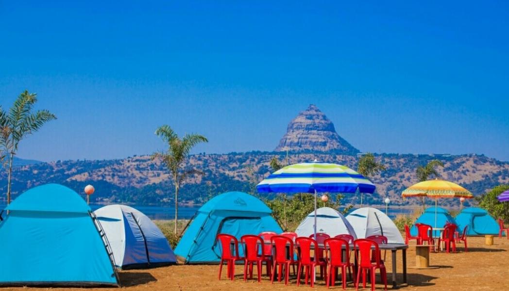 New Year Pawna Lakeside Camping