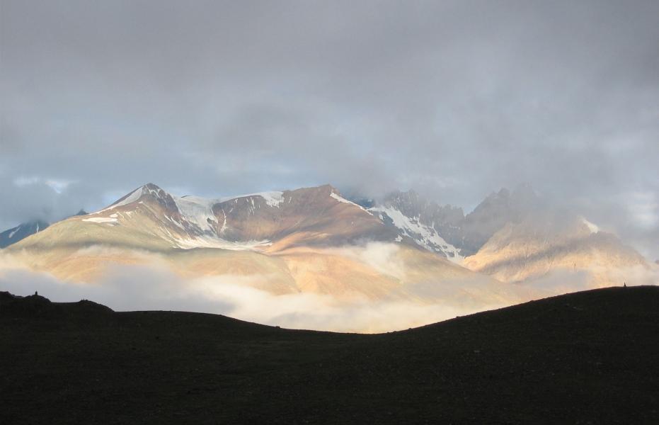 Trek to Hampta Pass and Chandratal