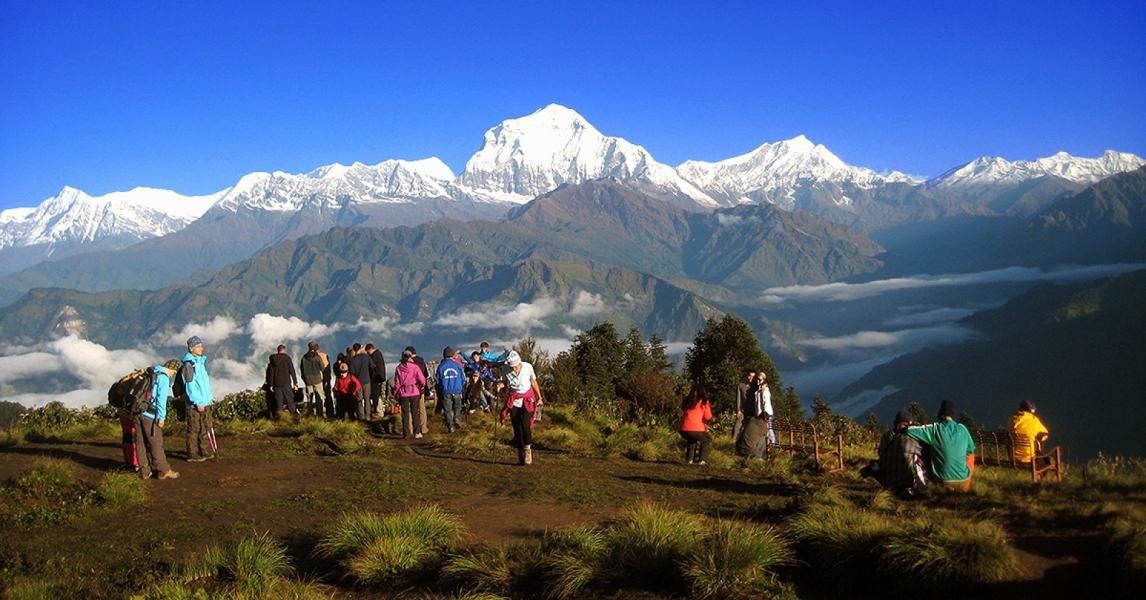 19-day Annapurna Circuit Trek