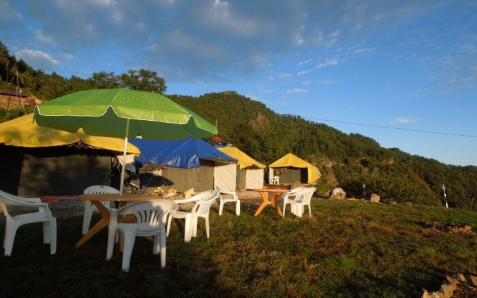 2-day Dhanaulti adventure camp