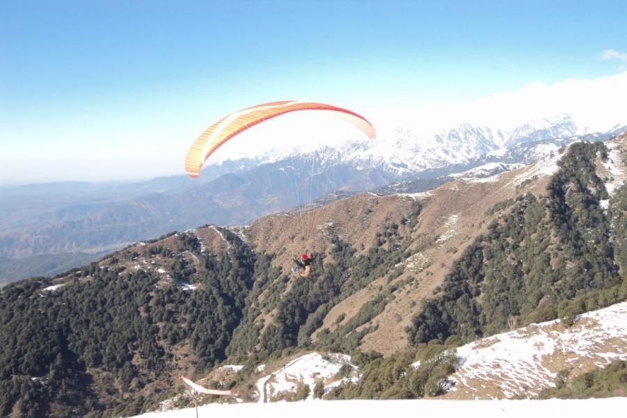 Himalayan Sky Rider