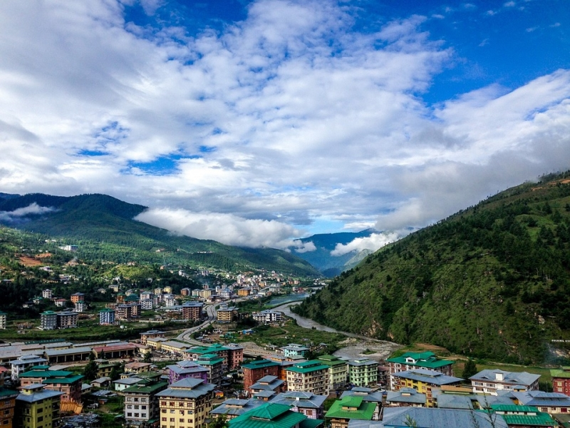 Bhutan motorbiking (9 days)
