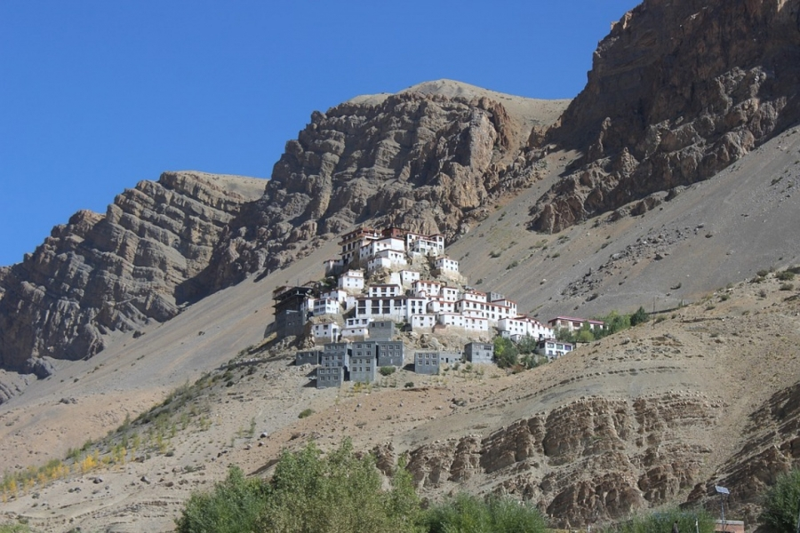 Kanamo trek in Spiti Valley