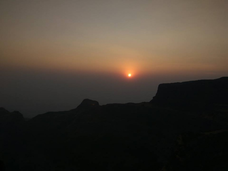 Trek to Sandhan Valley in Maharashtra