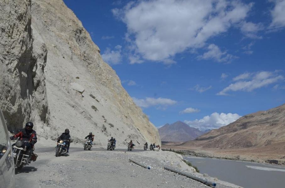 Spiti Valley motorbiking (12 days)