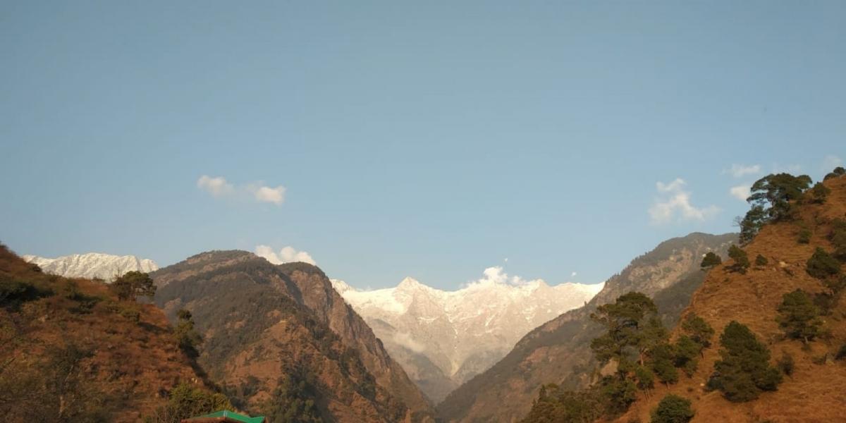 6-day Gaj View Trek (ex-Delhi)