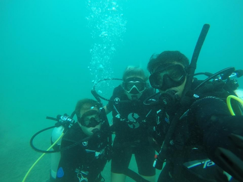 Discover Scuba Diving (boat) in the Andamans