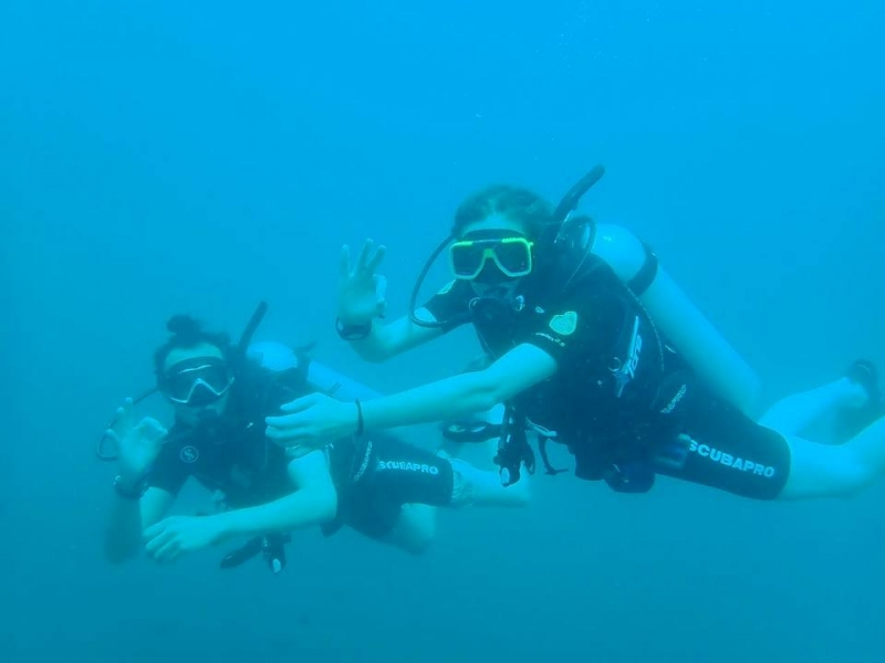 Discover Scuba Diving (shore) in the Andamans