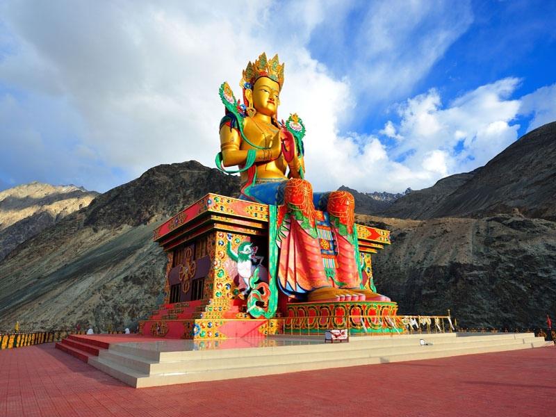 Ladakh in 7 Days Road Trip