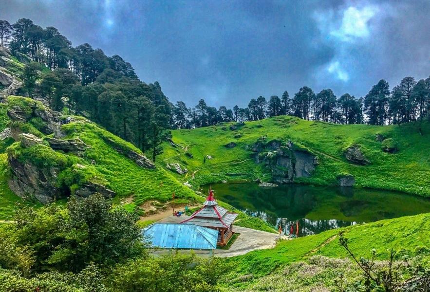 Tirthan Valley adventure (ex-Delhi)
