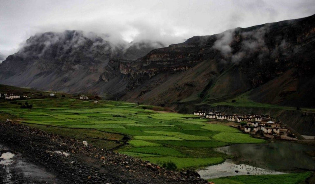 10-day road trip to Spiti Valley