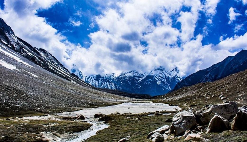 Vasuki Tal via Tapovan Trek