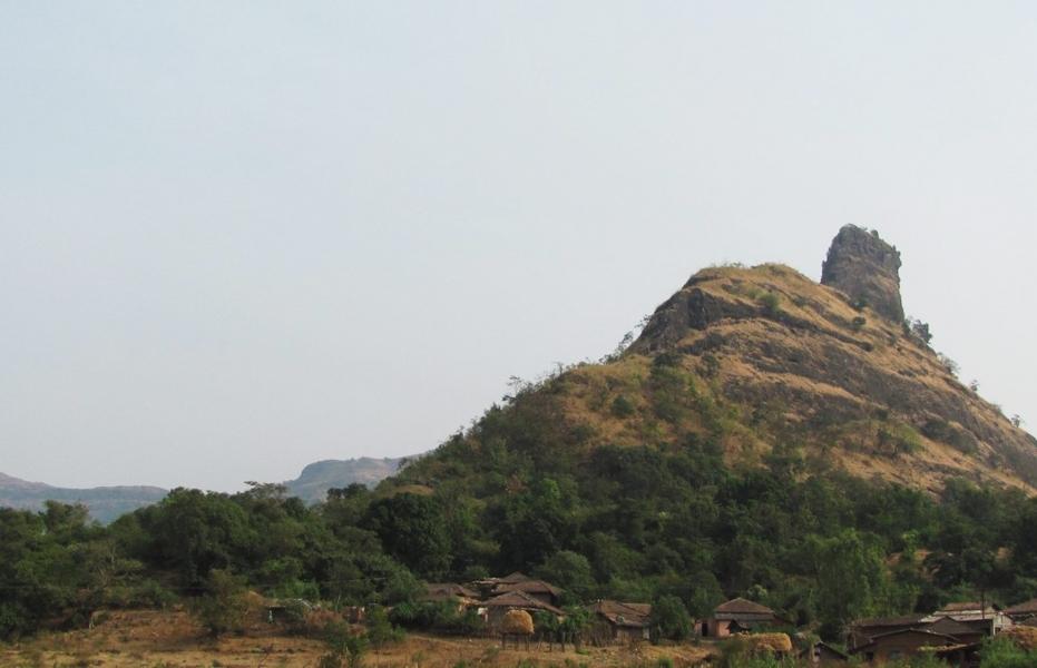 Day Trek to Kothaligarh Peth Fort