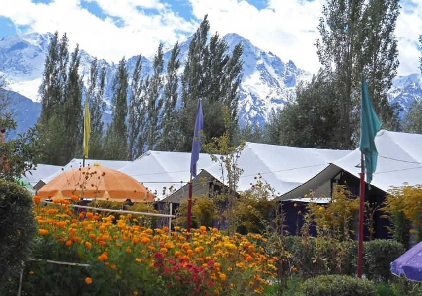 Nubra Valley Camping Trip