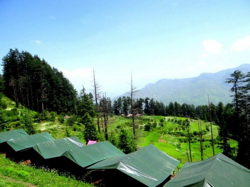 Adventure trip in Kanasar, Uttarakhand (1n2d)
