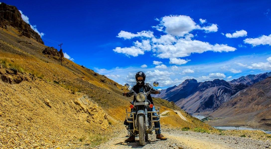Spiti Valley Biking Expedition