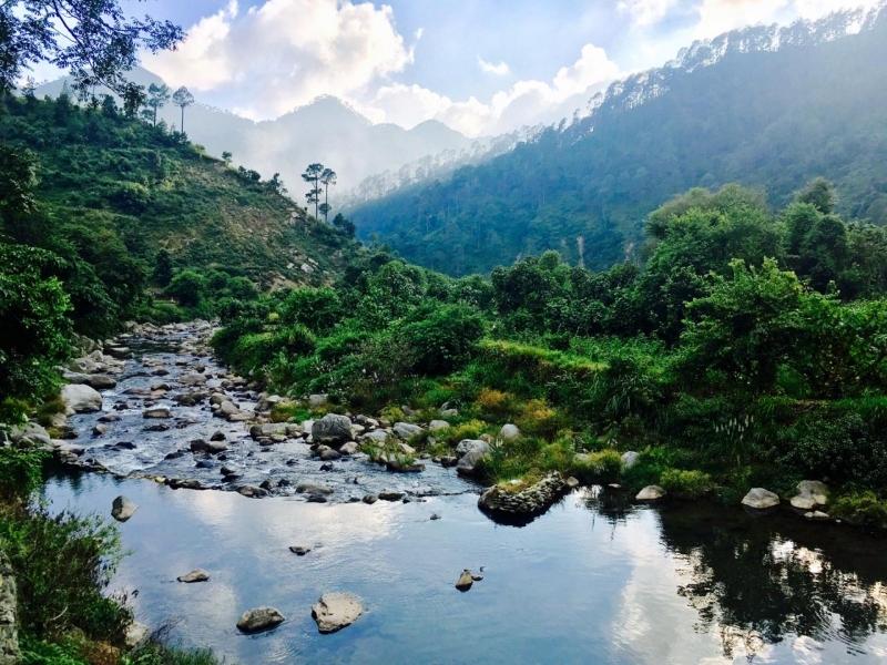 2-day Camping Trip in Chanfi, Uttarakhand