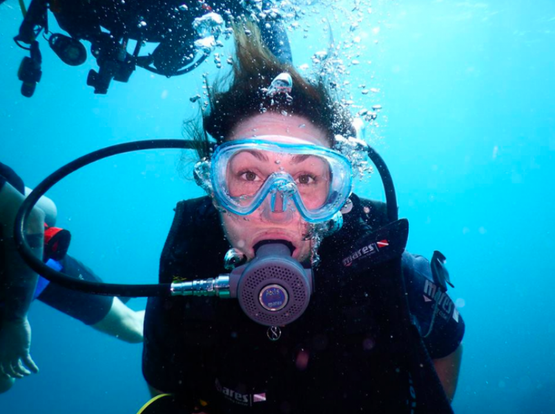 PADI Advanced Open Water Diver Course in Koh Tao