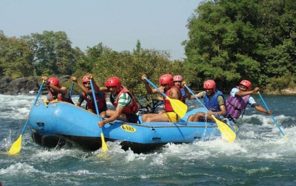 Kolad Rafting Trip with AC Tree House Stay (Weekday)