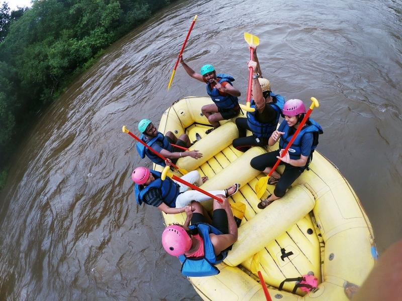 Kolad Rafting Trip with AC Villa Stay (Weekday)