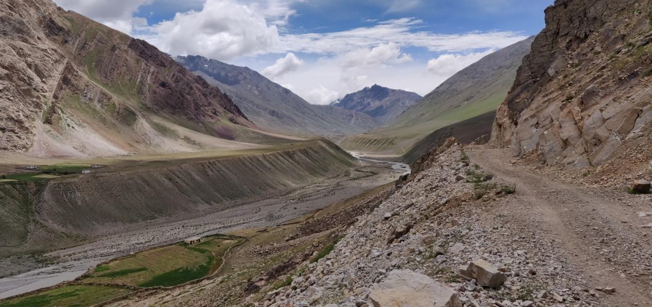 Spiti Valley Road Trip (8 days)
