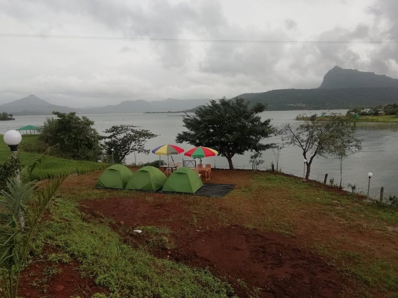 Pawna Lake Camping (1N2D)